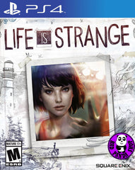 Life Is Strange (PlayStation 4) Region Free (PS4 English Version)