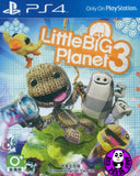 Little Big Planet 3 (Greatest Hits) (PlayStation 4) Region Free (PS4 English & Chinese Subtitled Version) 小小大星球 3 (中英文合版)