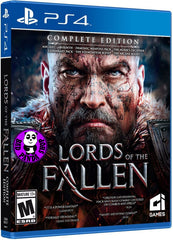 Lords of the Fallen: Complete Edition (PlayStation 4) Region Free