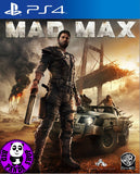 Mad Max (PlayStation 4) Region Free