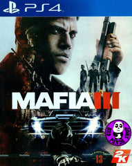 Mafia III (PlayStation 4) Region Free (PS4 English & Chinese Subtitled Version) 四海兄弟 3  (中英文合版)