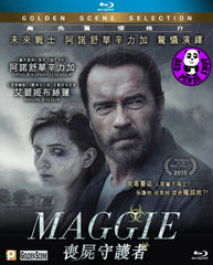 Maggie Blu-Ray (2015) (Region A) (Hong Kong Version)