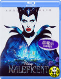 Maleficent 黑魔后 Blu-Ray (2014) (Region Free) (Hong Kong Version)