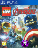 LEGO Marvel's Avengers (PlayStation 4) Region Free