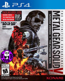 Metal Gear Solid V: The Definitive Experience (PlayStation 4) Region Free