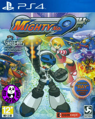 Mighty No. 9 (PlayStation 4) Region Free (PS4 English & Chinese Subtitled Version) 麥提 9 號 (中英文合版)