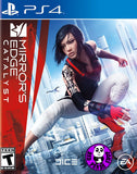 Mirror's Edge Catalyst (PlayStation 4) Region Free (PS4 English Version)