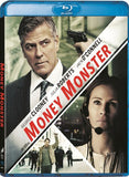 Money Monster 華爾街綁架直擊 Blu-Ray (2016) (Region A) (Hong Kong Version)