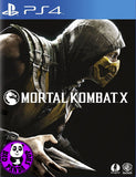 Mortal Kombat X (PlayStation 4) Region Free