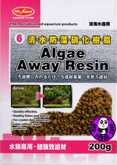 Mr. Aqua - MA Algae Away Resin 200g Removes Nitrate (Other Brands) (Filter Media & Accessories)