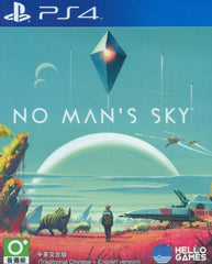 No Man's Sky (PlayStation 4) Region Free (PS4 English & Chinese Subtitled Version) 無人深空 (中英文合版)