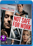Not Safe For Work Blu-Ray (2014) (Region A) (Hong Kong Version)