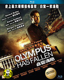 Olympus has Fallen Blu-Ray (2013) (Region A) (Hong Kong Version)