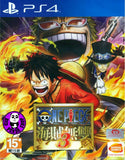 One Piece Kaizoku Musou 3 (PlayStation 4) Region Free (PS4 Chinese Subtitled Version) 航海王: 海賊無雙 3 (中文版)