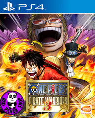 One Piece Pirate Warriors 3 (PlayStation 4) Region Free