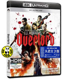 Overlord 大君主之役 4K UHD (2018) (Hong Kong Version)