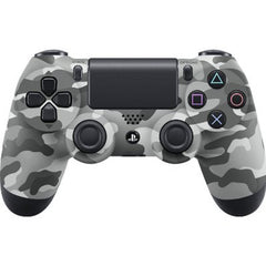 Official PlayStation 4 Dualshock 4 Wireless Controller - Camouflage (PlayStation 4 Accessories)