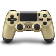 Official PlayStation 4 Dualshock 4 Wireless Controller - Gold (PlayStation 4 Accessories)