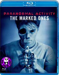 Paranormal Activity: The Marked Ones Blu-Ray (2014) (Region A) (Hong Kong Version)