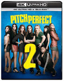 Pitch Perfect 2 完美巨聲幫 4K UHD + Blu-Ray (2015) (Hong Kong Version)