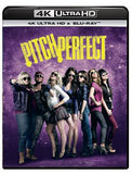 Pitch Perfect 辣妹合唱團 4K UHD + Blu-Ray (2012) (Hong Kong Version)