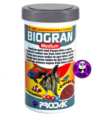 Prodac Biogran Medium 100ml, 250ml (Other Brands) (Fish Food)