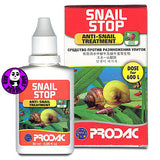 Prodac Snail Stop 30ml (Other Brands) (Aquarium Treatment)