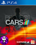 Project CARS (PlayStation 4) Region Free
