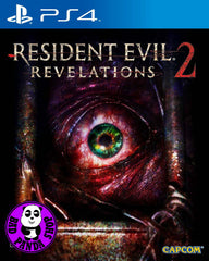 Resident Evil Revelations 2 (PlayStation 4) Region Free