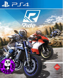 RIDE (PlayStation 4) Region Free