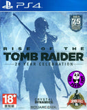 Rise of the Tomb Raider (PlayStation 4) Region Free (PS4 Chinese Subtitled Version) 古墓奇兵: 崛起 (中文版)