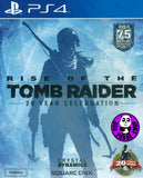Rise of the Tomb Raider (PlayStation 4) Region Free (PS4 English Version)