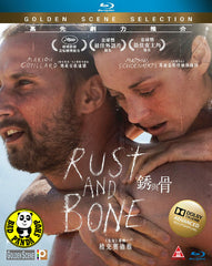 Rust & Bone (2012) (Region A Blu-ray) (English Subtitled) French Movie a.k.a. De rouille et d'os