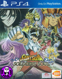 Saint Seiya: Soldiers' Soul (PlayStation 4) Region Free (PS4 English Subtitled Version)