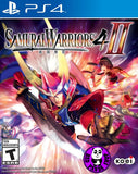 Samurai Warriors 4 II (PlayStation 4) Region Free (PS4 English Version)