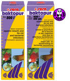 Sera Baktopur for Mouth Fin Rot Diseases Injured Skin 50ml, 100ml (Sera) (Aquarium Treatment)