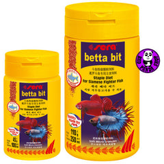 Sera Betta Bit Color Enhancing Special Granulate 100ml, 250ml (Sera) (Fish Food)