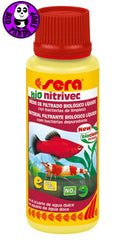 Sera Bio Nitrivec 100ml, 250ml, 500ml (Sera) (Water Conditioning)
