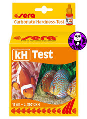 Sera kH Carbonate Hardness Test Kit (Sera) (Freshwater & Marine Test Kits)
