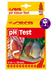 Sera pH Test Kit (Sera) (Freshwater & Marine Test Kits)