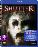 Shutter Blu-Ray (2008) (Region A) (Hong Kong Version) Unrated Version