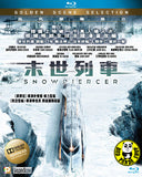 Snowpiercer Blu-Ray (2013) (Region A) (Hong Kong Version)