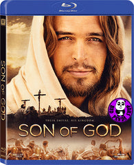 Son Of God Blu-Ray (2014) (Region A) (Hong Kong Version)