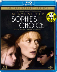 Sophie's Choice Blu-Ray (1982) (Region A) (Hong Kong Version)