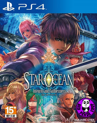 Star Ocean 5: Integrity and Faithlessness (PlayStation 4) Region Free (PS4 English Subtitled Version)