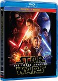 Star Wars: The Force Awakens 星球大戰:原力覺醒 Blu-Ray (2015) (Region A) (Hong Kong Version) 2 Discs