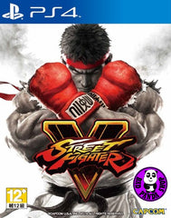 Street Fighter V (PlayStation 4) Region Free (PS4 English & Chinese Subtitled Version)