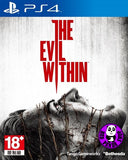 The Evil Within (PlayStation 4) Region Free (PS4 Chinese Subtitled Version) The Evil Within (中文版)