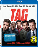 Tag 捉依因同學會 Blu-ray (2018) (Region A) (Hong Kong Version)