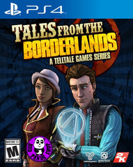 Tales From the Borderlands: A Telltale Games Series (PlayStation 4) Region Free (PS4 English Version)